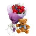 Kherson Roses Bouquet #17