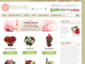 Flowers to Russia - gift and flower delivery by 'Russian Flora'